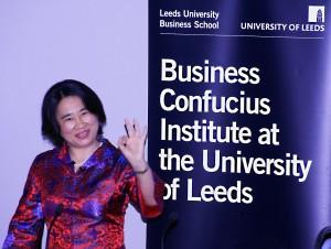 Iris Cai Enabling Business in China Confuscius Insititute Lecture 2014