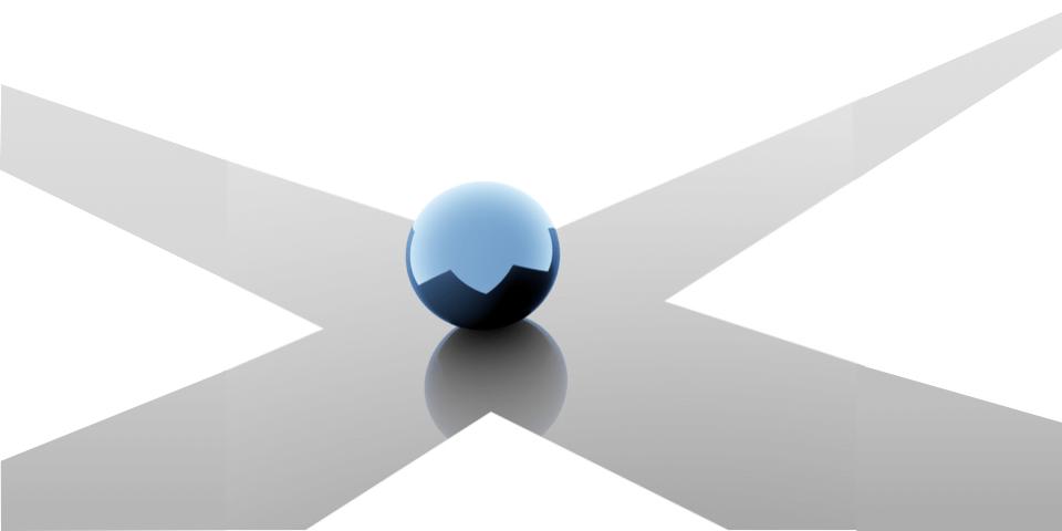 image illustrating alternative routes
